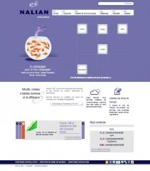 www.nalian.com (Accueil) 2012.jpg